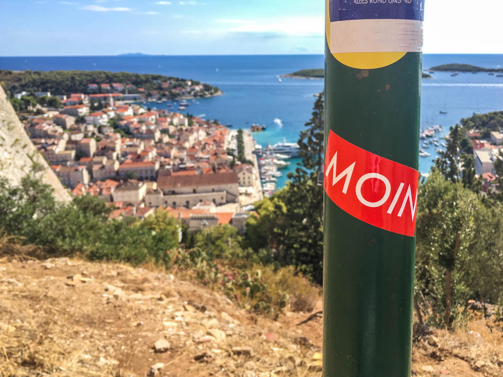 MOIN aus Stari Grad in Kroatien