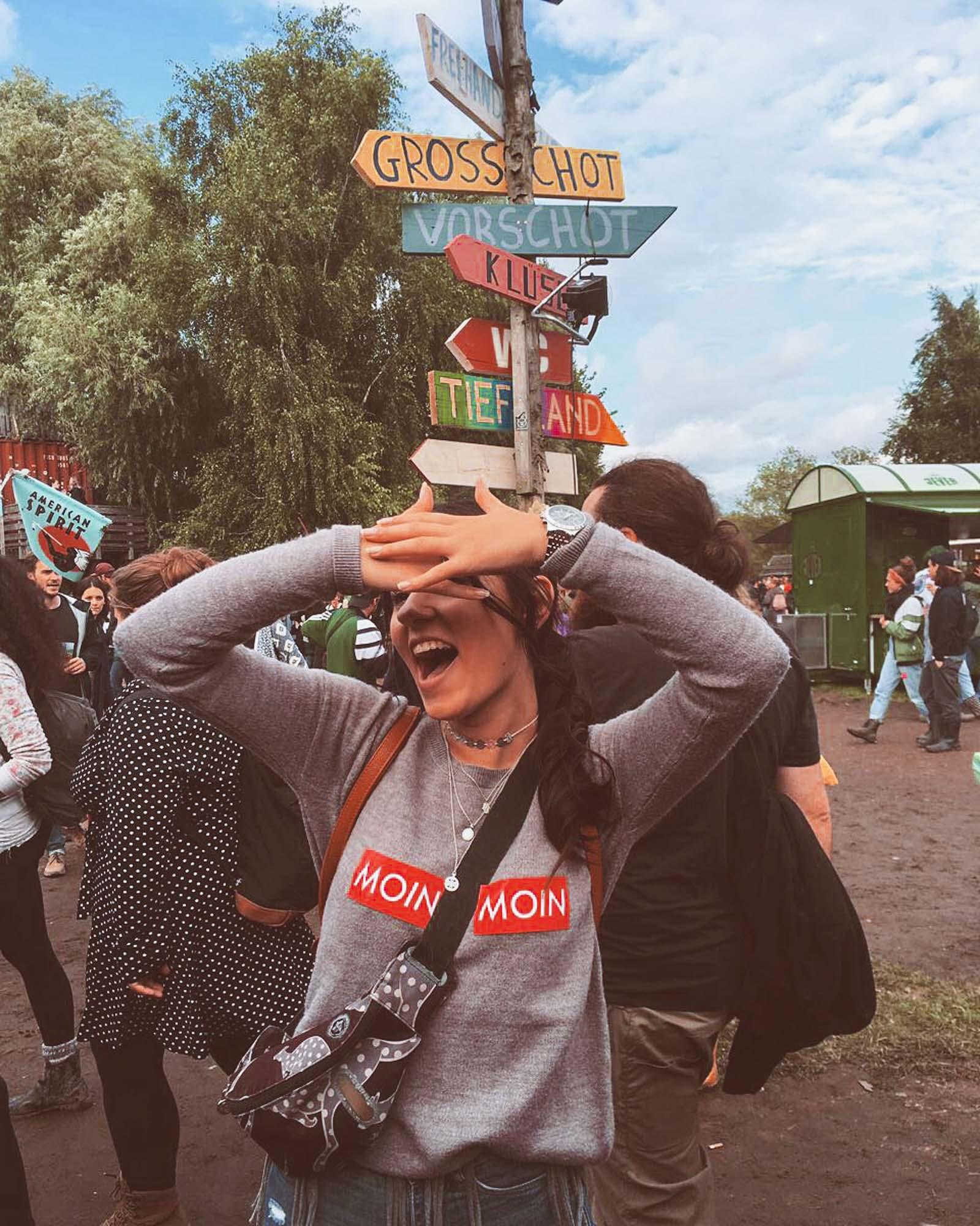 MOIN vom MS Dockville Festival in Hamburg