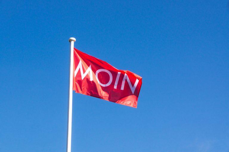 MOIN Flagge