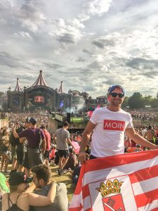 MOIN vom Tomorrowland Festival