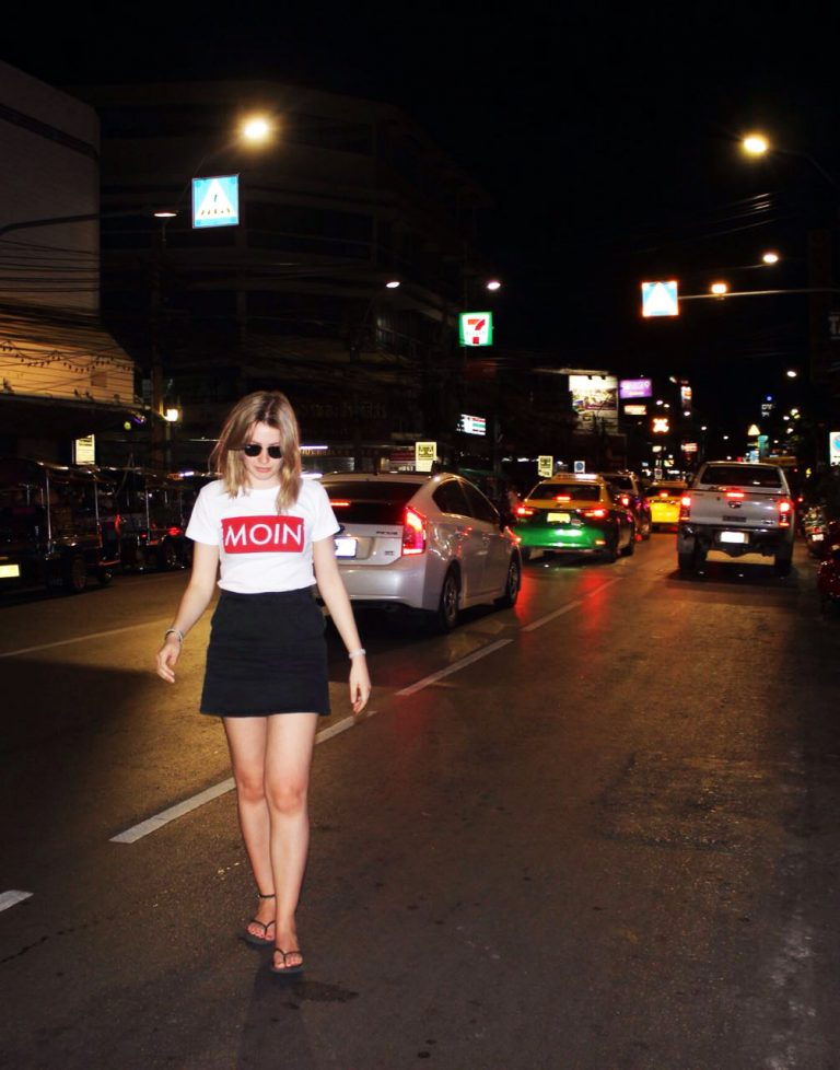 MOIN Shirt in Bangkok