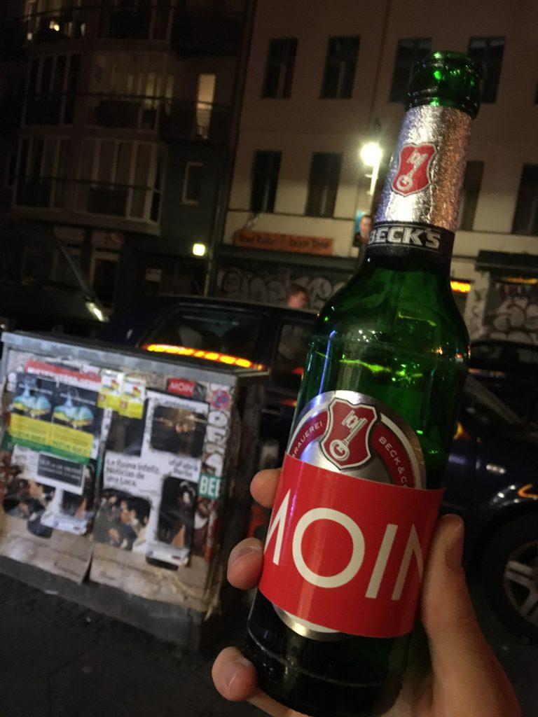 MOIN Bier in Berlin