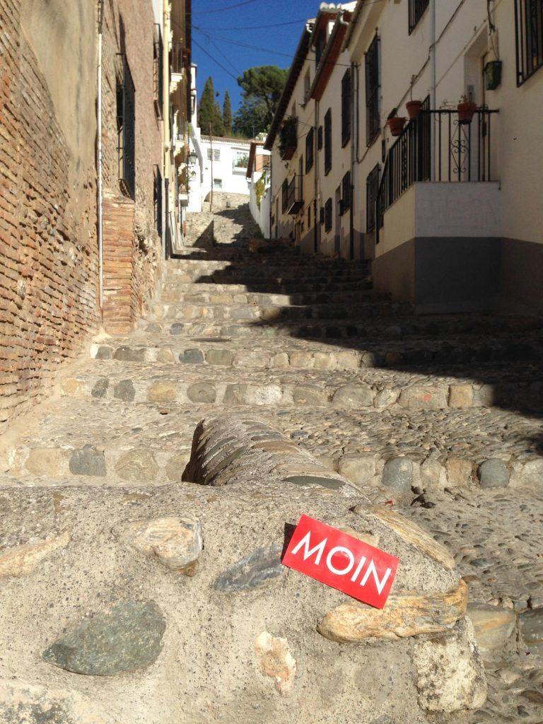 MOIN in Spanien