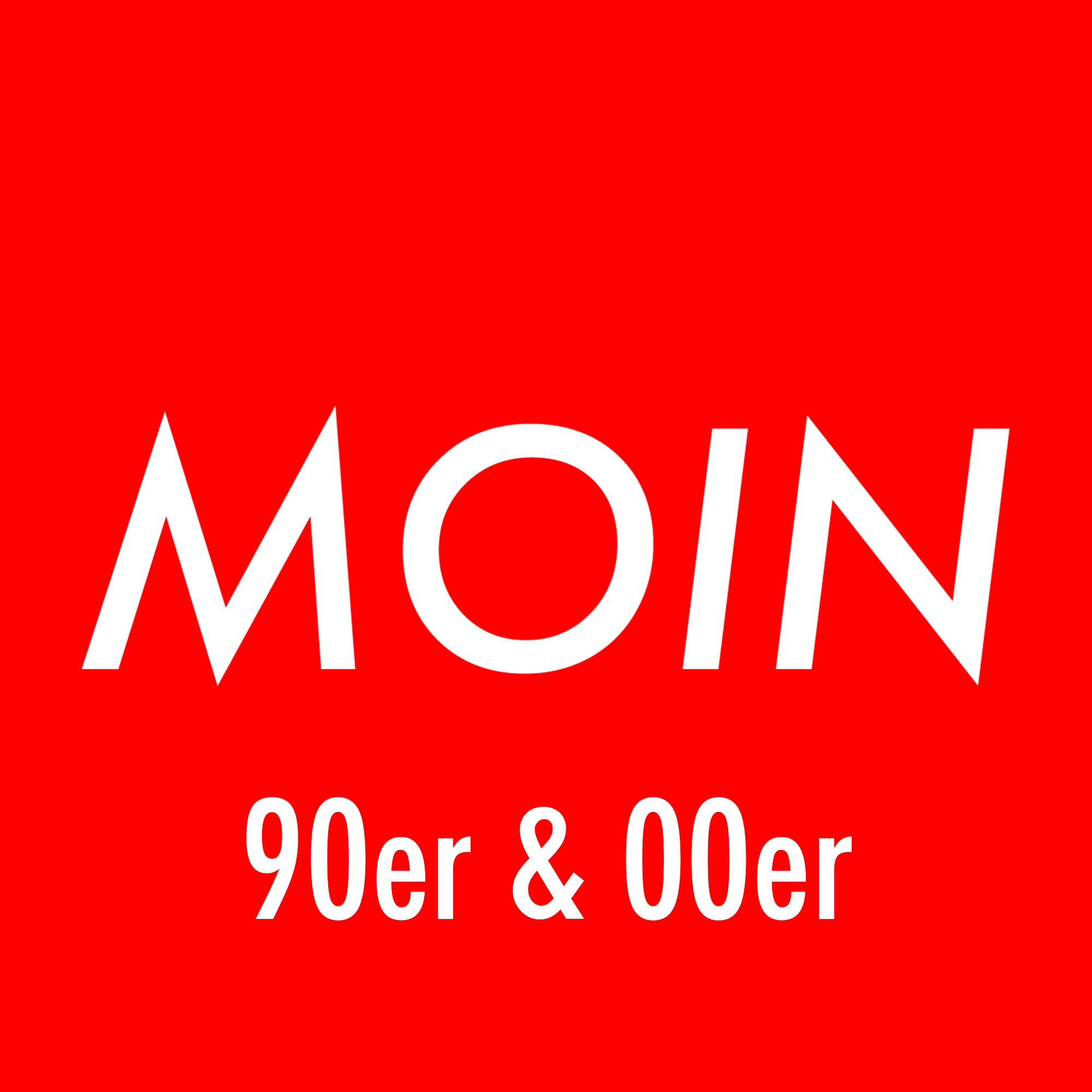 MOIN 90er & 00er
