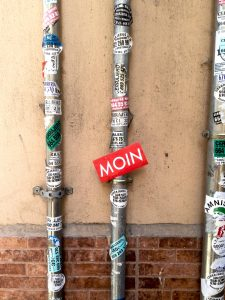 MOIN Sticker Urban