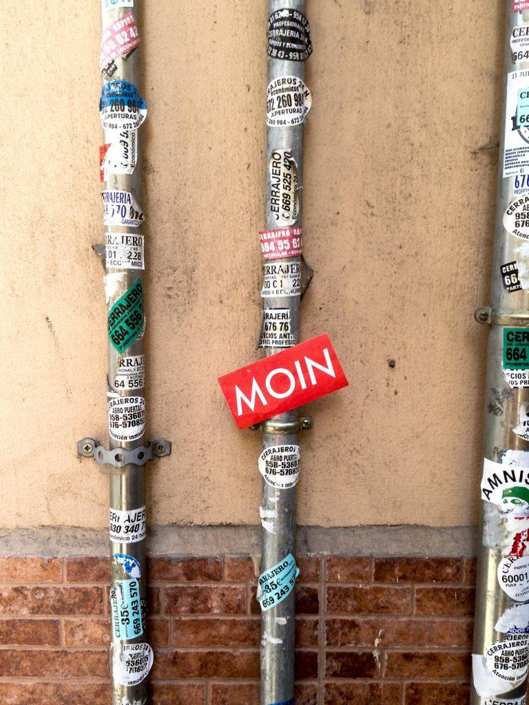 MOIN Sticker Urban