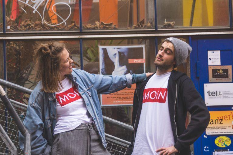 MOIN Shirt im Viertel Bremen am Lagerhaus