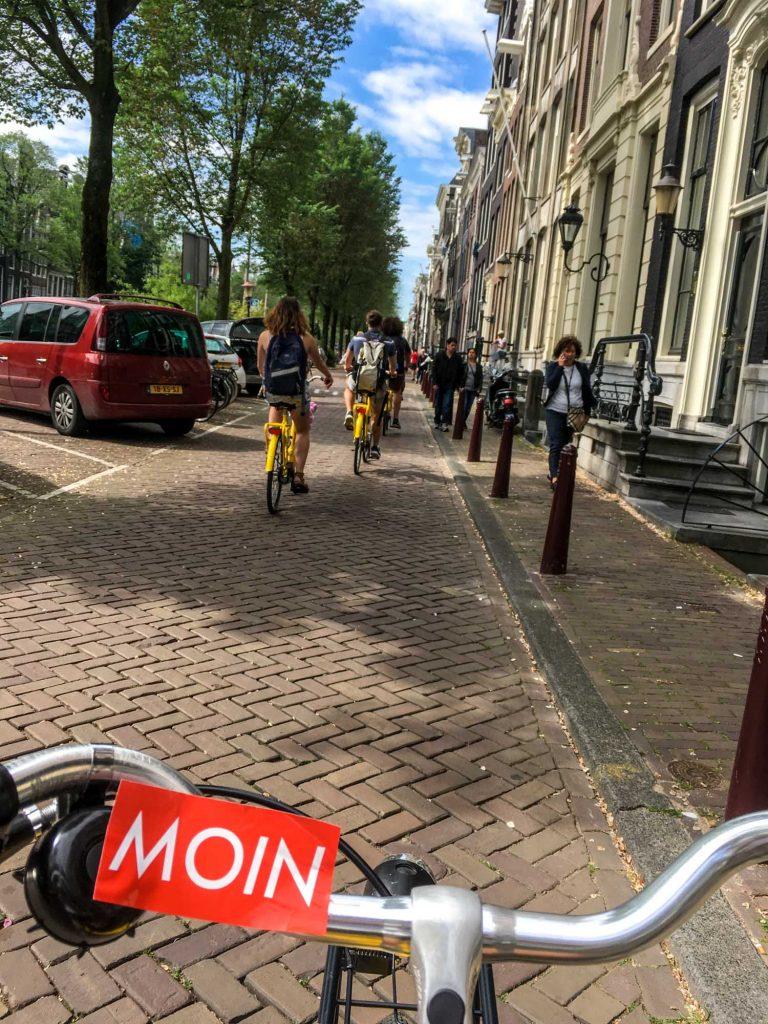 MOIN Momente in Amsterdam