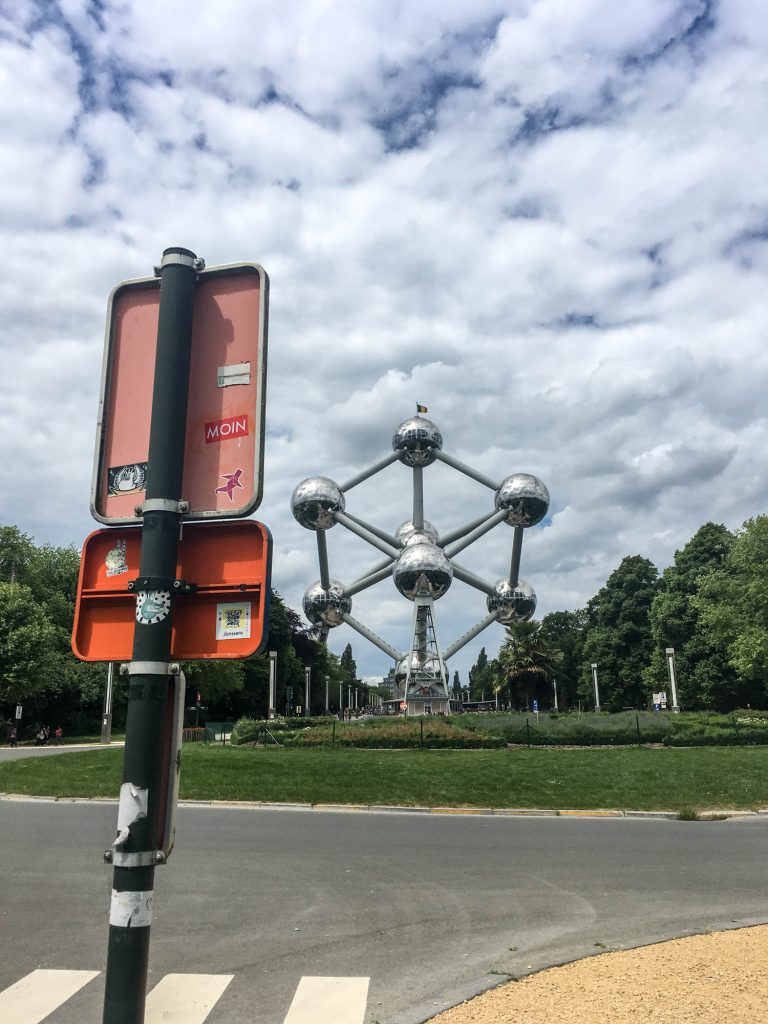 MOIN Momente in Brüssel