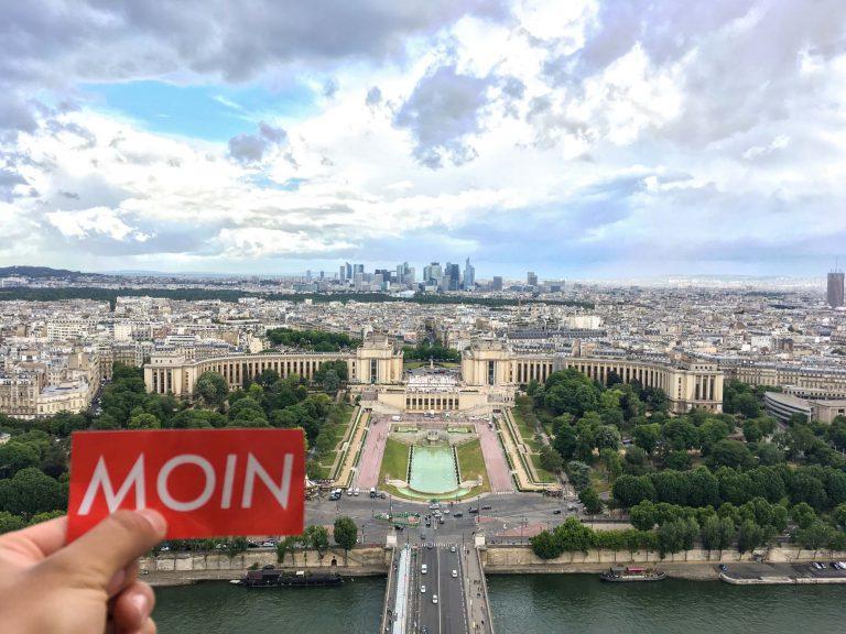 MOIN Momente in Paris