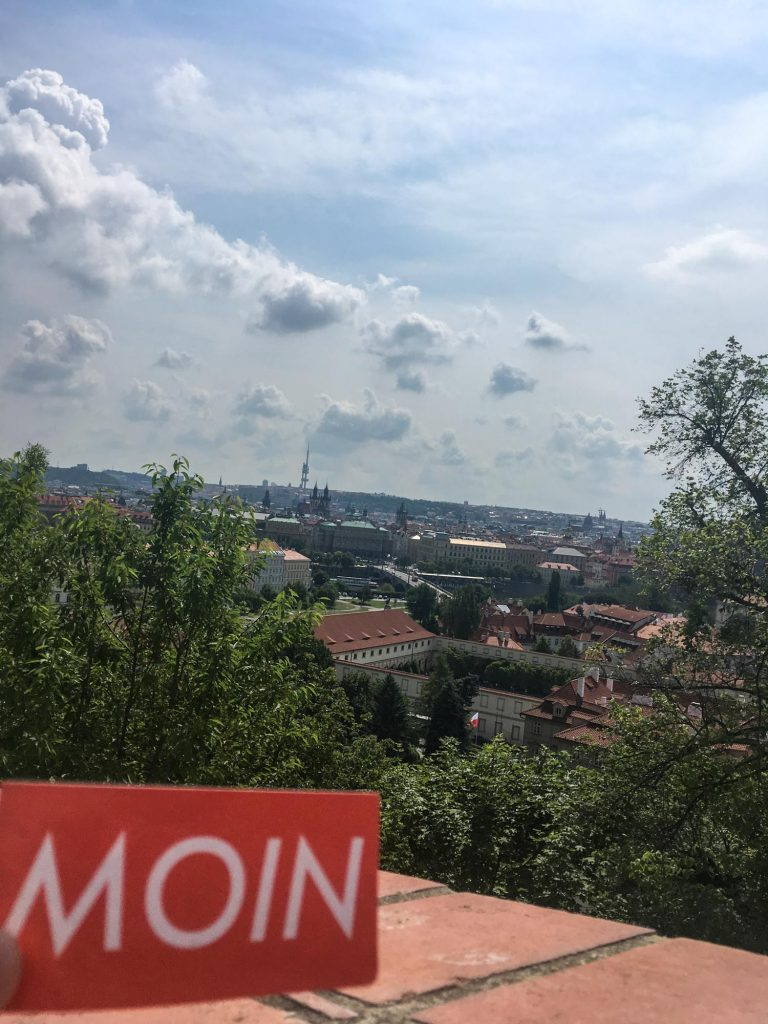 MOIN Momente in Prag