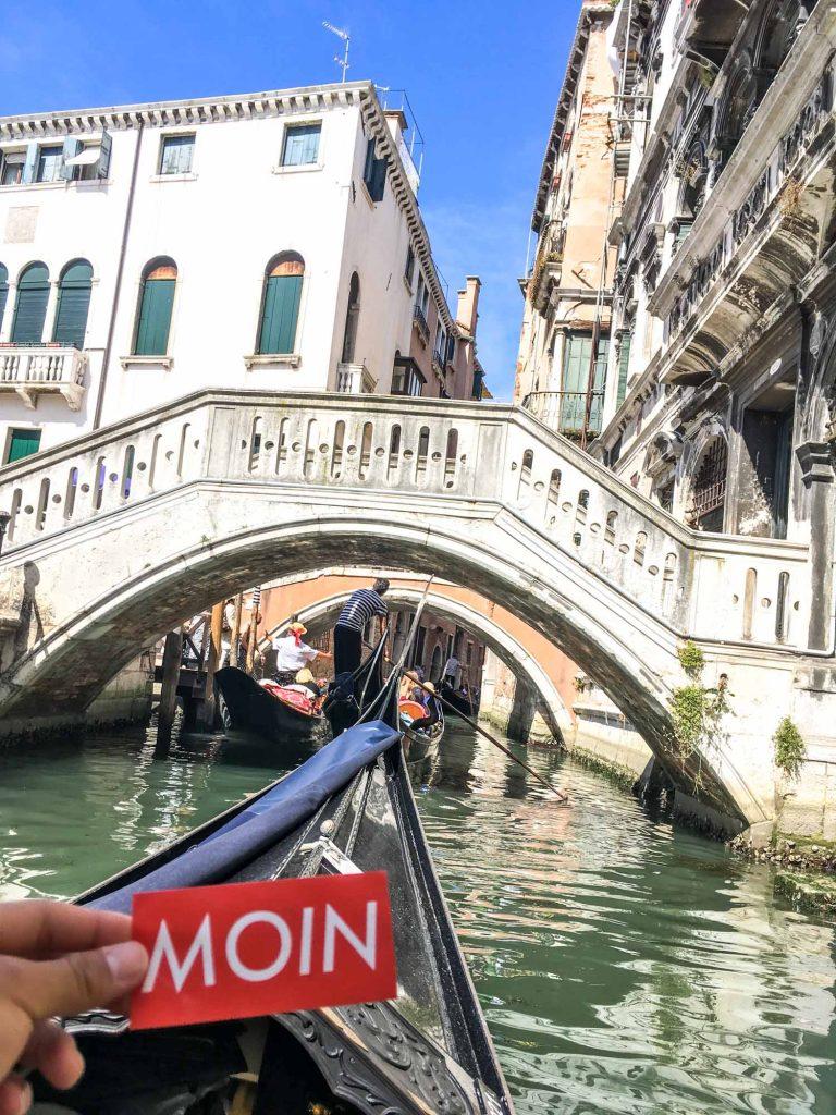 MOIN Momente in Venedig
