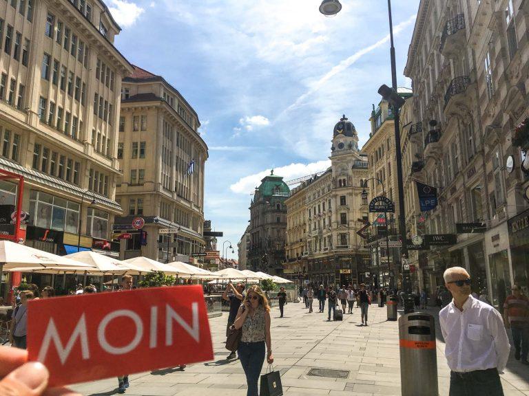 MOIN Momente in Wien