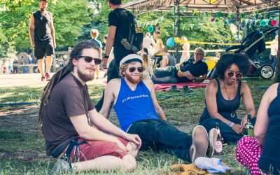 Kostenlos & draußen: das SummerSounds Festival