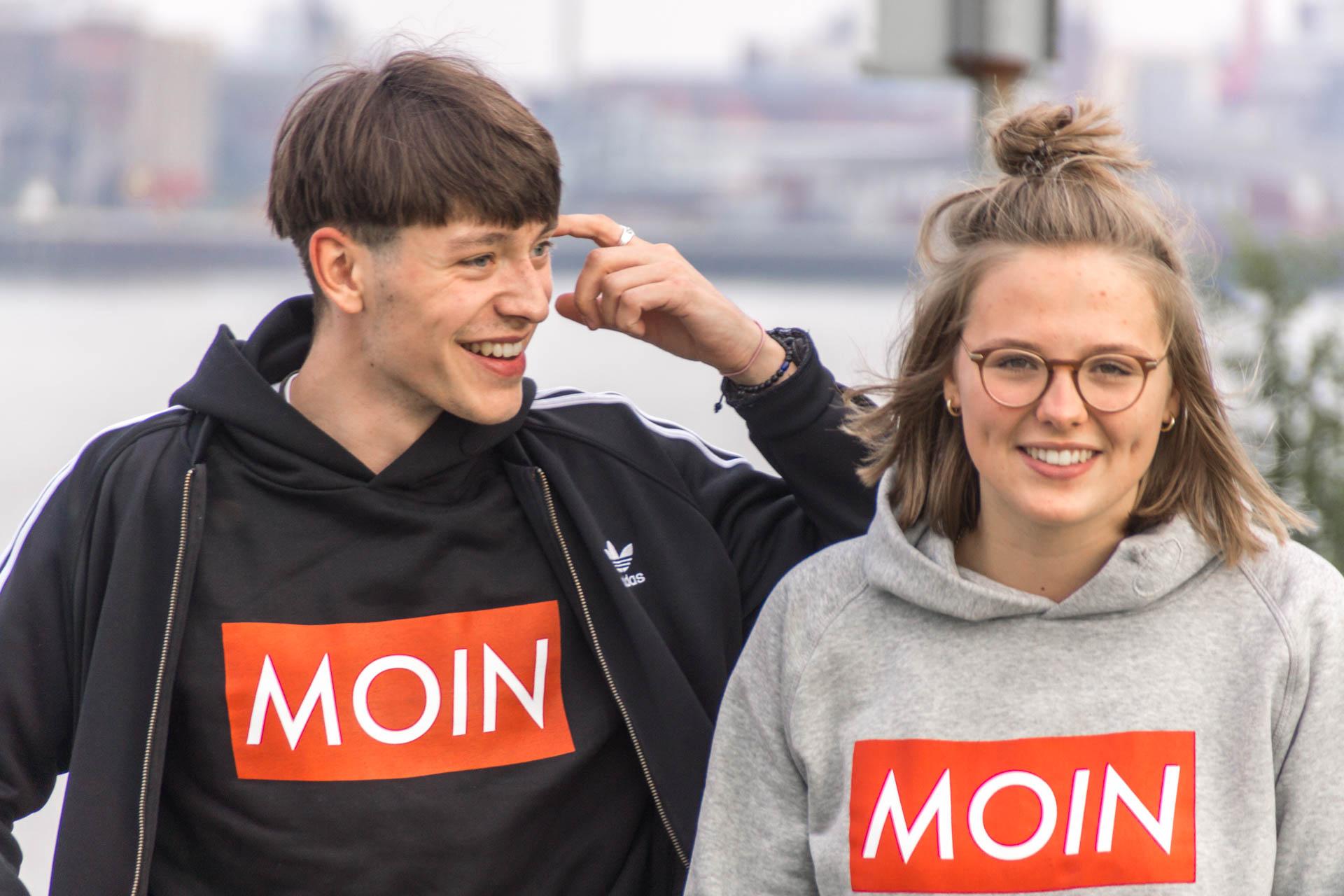 MOIN Hoodie in Bremen